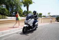 Honda Forza 300 2019 pruebaMBK79