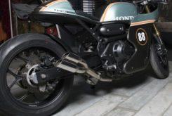 Honda NC750S Automatic Racer 1