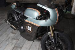 Honda NC750S Automatic Racer 5