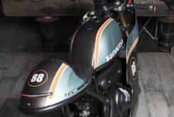 Honda NC750S Automatic Racer 6