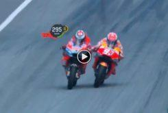 Jorge Lorenzo vs Marc Marquez MotoGP Austria 2018 01