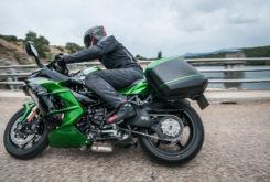 Kawasaki Ninja H2 SX Special Edition 2018 pruebaMBK01