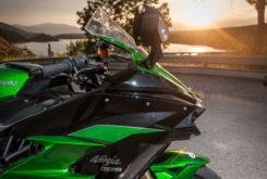 Kawasaki Ninja H2 SX Special Edition 2018 pruebaMBK41