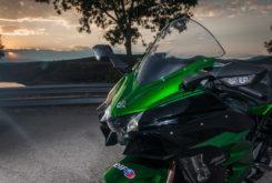 Kawasaki Ninja H2 SX Special Edition 2018 pruebaMBK54
