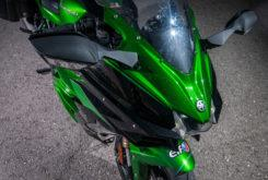 Kawasaki Ninja H2 SX Special Edition 2018 pruebaMBK55