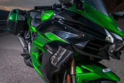 Kawasaki Ninja H2 SX Special Edition 2018 pruebaMBK56