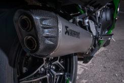 Kawasaki Ninja H2 SX Special Edition 2018 pruebaMBK59