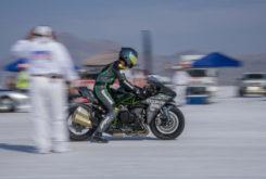 Kawasaki Ninja H2 record Bonneville 2018 01