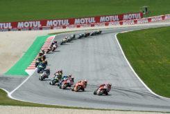 MBK MotoGP 2019 calendario