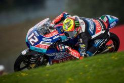 Marco Bezzecchi pole Moto3 Austria 2018