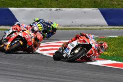 MotoGP Austria 2018 Red Bull Ring horarios