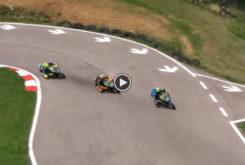 Valentino Rossi minibikes VR46 Riders Academy