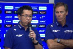Yamaha perdon Rossi Vinales