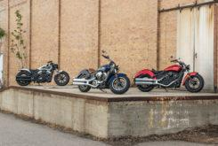 familia Indian Scout 2019