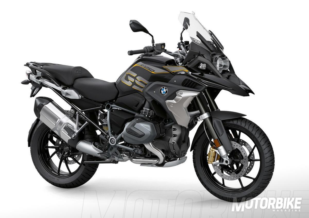 bmw r 1250 gs 2019 precio y fecha de comercializaci n en italia motorbike magazine. Black Bedroom Furniture Sets. Home Design Ideas