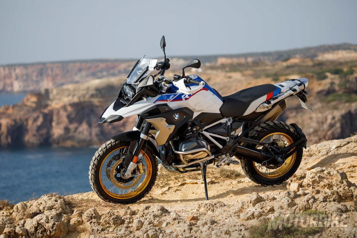 Comparativa BMW R 1250 GS 2019-2020 - Suzuki V-Strom 1000