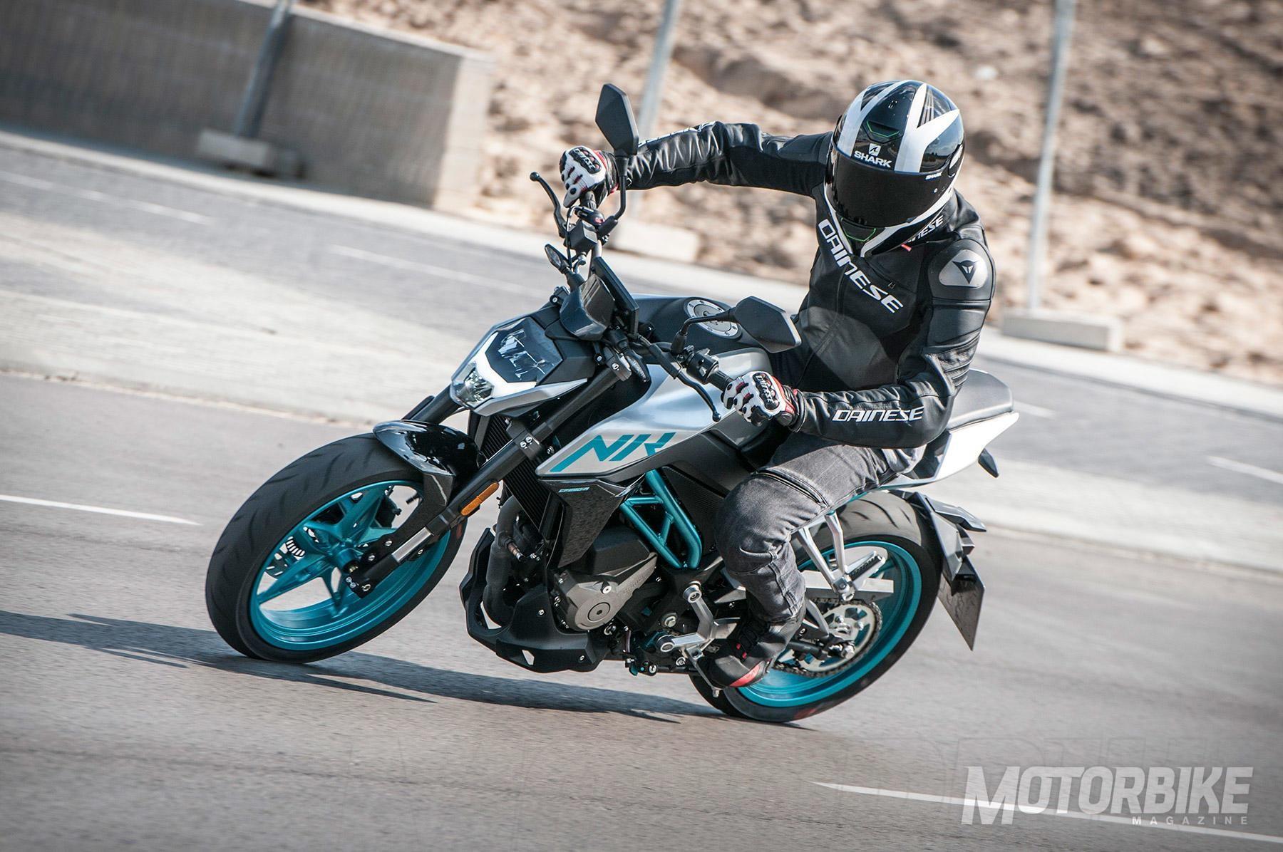 CF Moto 250 NK
