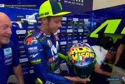 Casco Valentino Rossi MotoGP Misano 2018 04