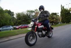 Honda Monkey 125 2019 pruebaMBK01