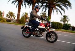 Honda Monkey 125 2019 pruebaMBK07