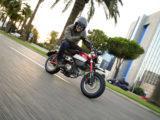 Honda Monkey 125 2019 pruebaMBK10