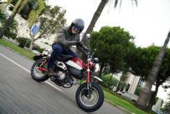 Honda Monkey 125 2019 pruebaMBK12