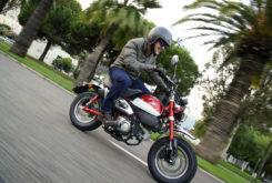 Honda Monkey 125 2019 pruebaMBK13