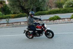 Honda Monkey 125 2019 pruebaMBK16
