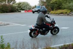 Honda Monkey 125 2019 pruebaMBK18