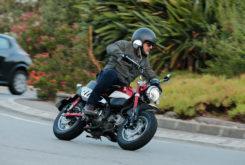 Honda Monkey 125 2019 pruebaMBK19