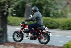 Honda Monkey 125 2019 pruebaMBK22
