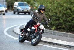 Honda Monkey 125 2019 pruebaMBK25