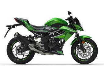 Kawasaki Z125 2019 15