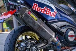 Kymco AK550 Red Bull Extreme 14