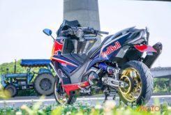 Kymco AK550 Red Bull Extreme 2
