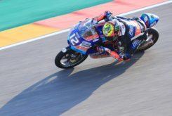 MBK Marco Bezzecchi Moto3 Aragon 2018