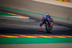 MBK Maverick Vinales MotoGP Aragon 2018