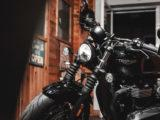 Prueba Triumph Bobber Black 42