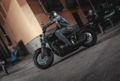 Prueba Triumph Bobber Black 6