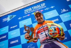 Toni Bou Campeon TrialGP 2018 1