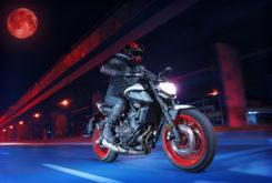 Yamaha MT 07 2019 08