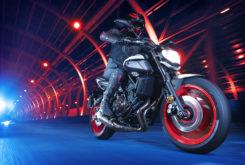 Yamaha MT 07 2019 09
