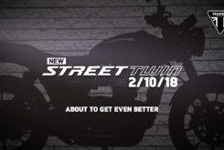 triumph street twin 2019 teaser