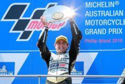 Albert Arenas victoria Moto3 Australia 2018