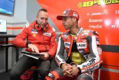 Alvaro Bautista MotoGP 2018 Ducati 7