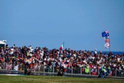 Alvaro Bautista MotoGP Australia 2018 Ducati 1