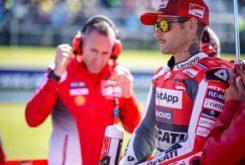 Alvaro Bautista MotoGP Australia 2018 Ducati 3