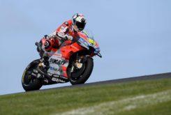 Alvaro Bautista MotoGP Australia 2018 Ducati 4