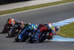 Alvaro Bautista MotoGP Australia 2018 Ducati 5