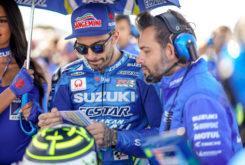 Andrea Iannone MotoGP Australia 2018 podio 4